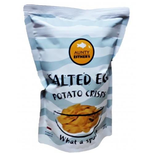 Salted Egg Potato Crisps 咸蛋薯片(100g)