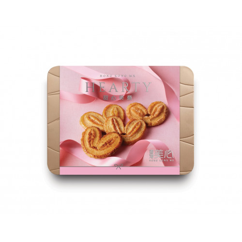 Hearty Butter Pastry Gift Set 甜心酥禮盒(22Pcs)