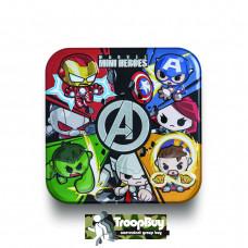 Marvel Mini Heroes – Avengers Mooncake 美心迷你英雄超級聯盟(流心奶黃月餅)