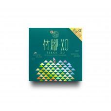 Snowy Durian Mooncake XO.Tekka mini 4 美心榴槤冰皮月餅XO.竹腳mini4